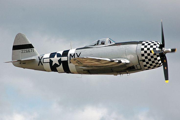 Republic Aviation P-47D40 - Thunderbolt