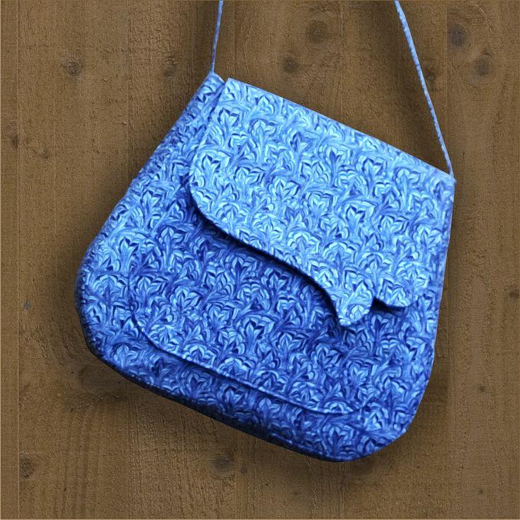 Rhode Island Bag PDF Sewing Pattern by Numb-Skull Patterns | PatternPile.com