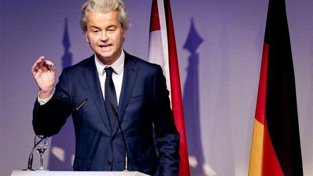 Wilders over blonde vrouwen: ze zijn bang om hun haar te laten zien