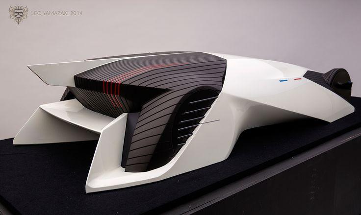 2040 Peugeot Andreau 909 by Leo Yamazaki