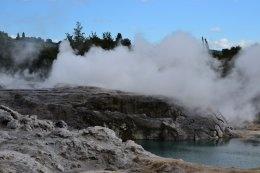 Whakarewarewa - The Living Thermal Village, Rotorua, New Zealand