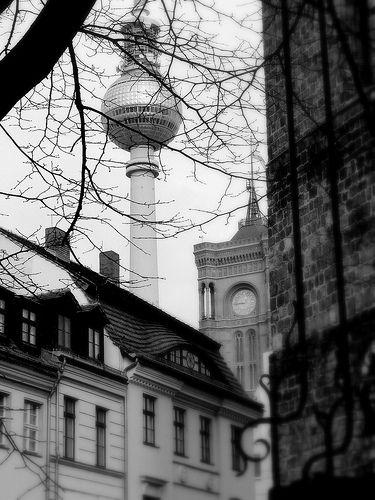 Lovely The Berlin TV Tower