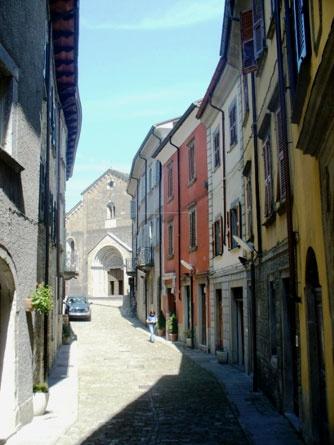 Berceto...where my grandfather was born.
