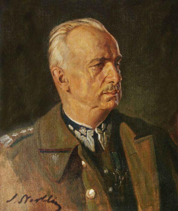 gen. Władysław Sikorski - portret