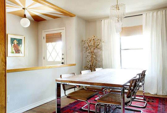 aESTHETICa: Dining Rooms, Interior, Idea, Diningroom, Space, Painted Ceilings, Entryway