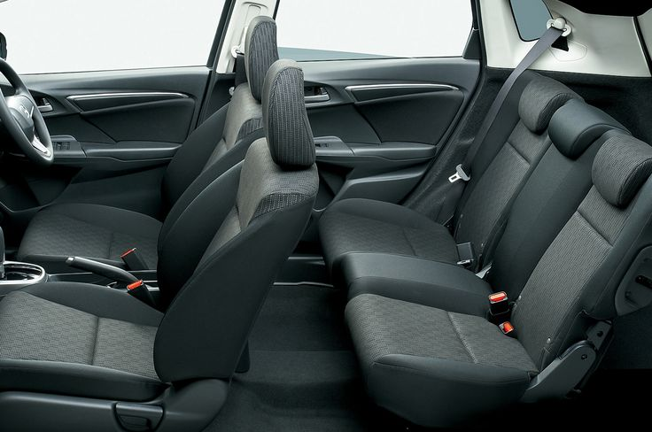 large interior honda fit 2015 #2015HondaFit #Car #Autos #Review #Honda #car2015 #Fit #Interior