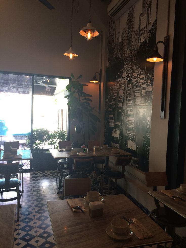 Tuk tuk restaurant thaï