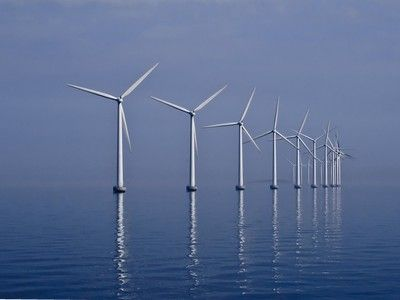 World's Largest Wind Farm to be Built 10 Miles Off Coast of Fukushima; I've hardly ever heard anything more tragically  ironic that this....