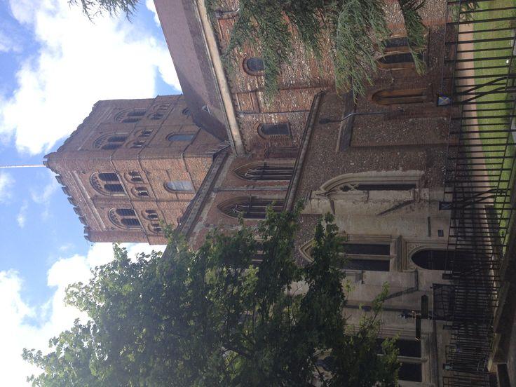 St Albans Abbey//Textiles summer project