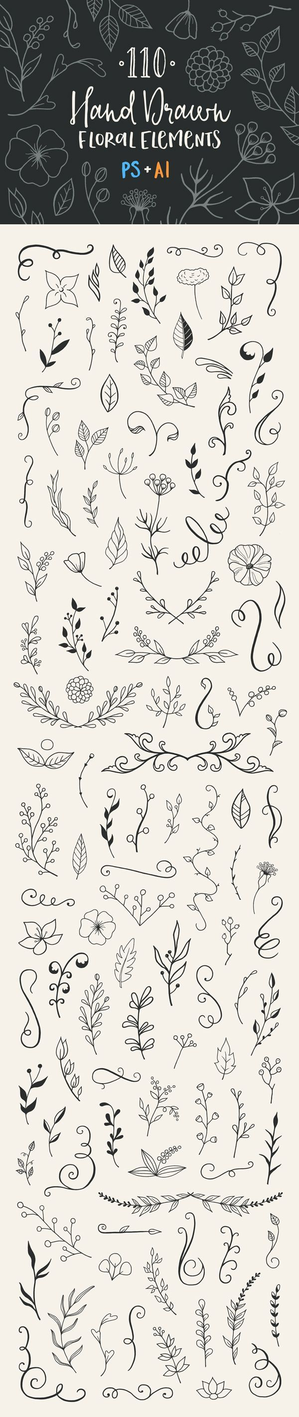 Freebie Round-Up! - Free Pretty Things For You #embroidery