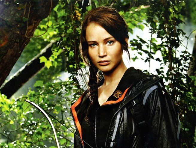 Katniss The Hunger Games