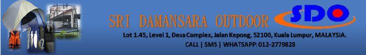 SRI DAMANSARA OUTDOOR - CAMPING TENT | LIFE JACKET | TRAMPOLINE | OUTDOOR GEAR | CAMPING EQUIPMENT