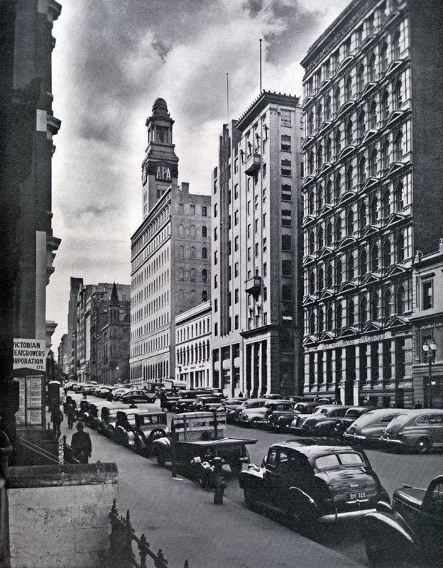 Queen Street, 1940s?