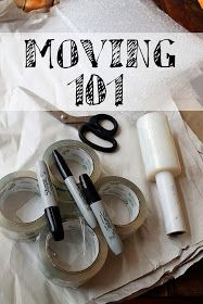 Confessions of a New / Old Home Owner: Moving 101