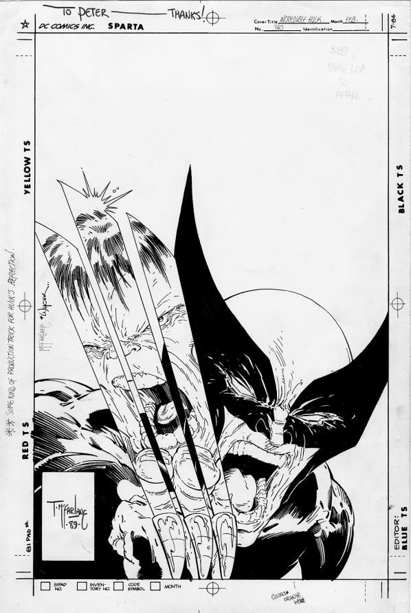 Comic Book Artist: Todd McFarlane | Abduzeedo | Graphic Design Inspiration and Photoshop Tutorials
