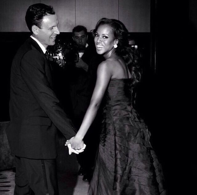 Olivia Pope and Fitzgerald Grant (AKA Kerry Washington and Tony Goldwyn) of ABC's Scandal  Olitz