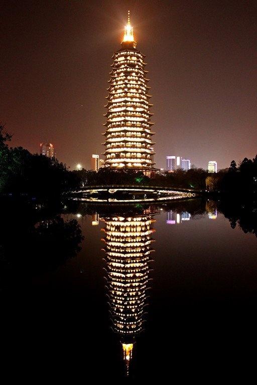 Tianning Pagoda, Changzhou