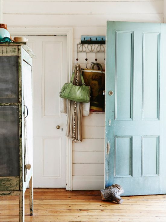 DIYs you can do around the house:  DIY Wood Doorstop
