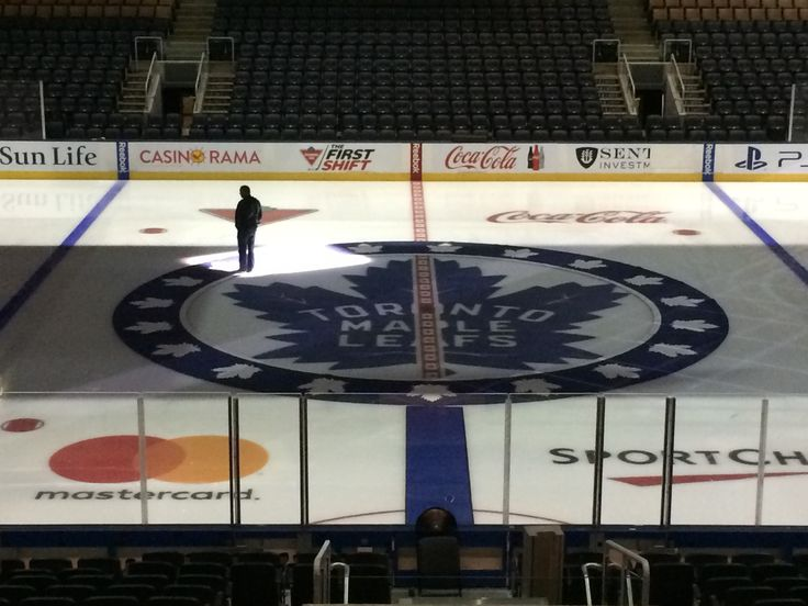 Toronto Maple Leafs - Air Canada Centre installation #5