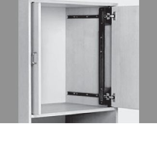 HINGES $76/door  Pocket Door Hinge-runner-flipper-door-blum