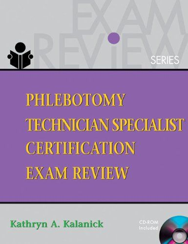 Phlebotomy Technician Specialist Certification Exam