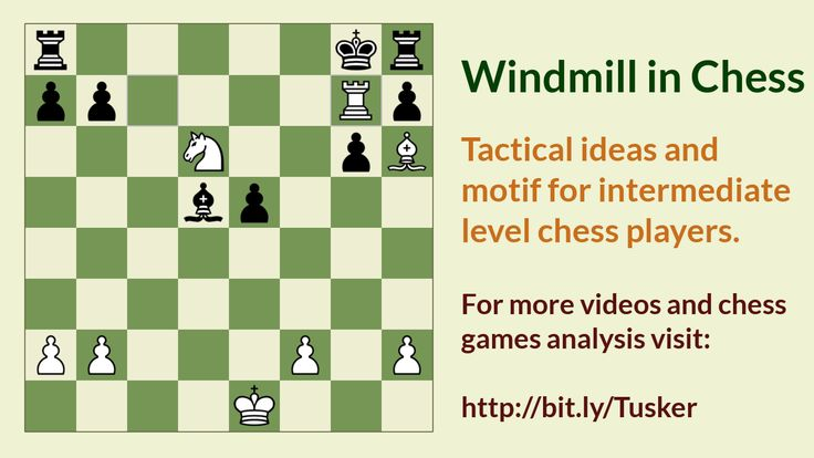 Windmill in Chess