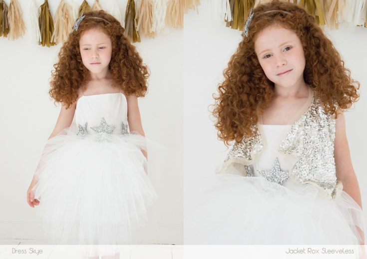 Hippe bruidsmeisjes jurken gespot!