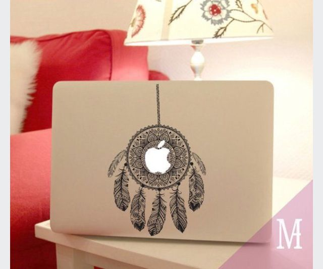 """Dreamcatcher decal  From: """"OurDecals"""" etsy $18"""