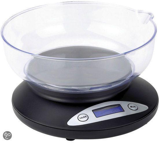Digitale Keukenweegschaal Tristar KW-2430