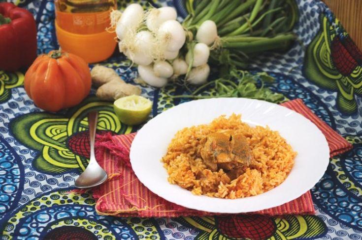 Les 156 meilleures images propos de recettes de cuisine - Specialite africaine cuisine ...