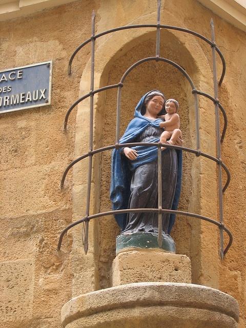 Statues à Aix En Provence
