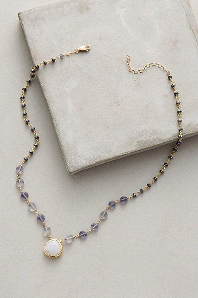 Ara Teardrop Necklace #anthropologie
