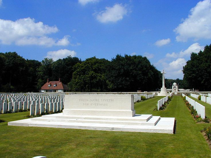 Delville Wood   The religious ceremony, which included the consecration of the nearby cemetery, was jointly conducted by the Right Reverend Dr Furse, Bishop of St Albans, and the Reverend Dr. Van de Merwe, Moderator of the Dutch Reformed Church.