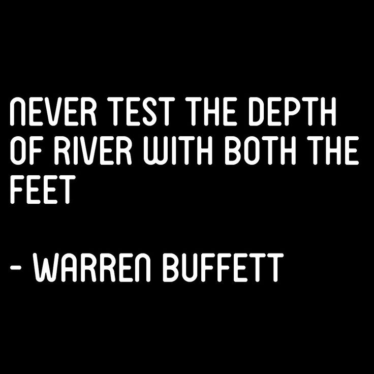 Wise words from Warren Buffett #quote #quoteoftheday #personalfinance