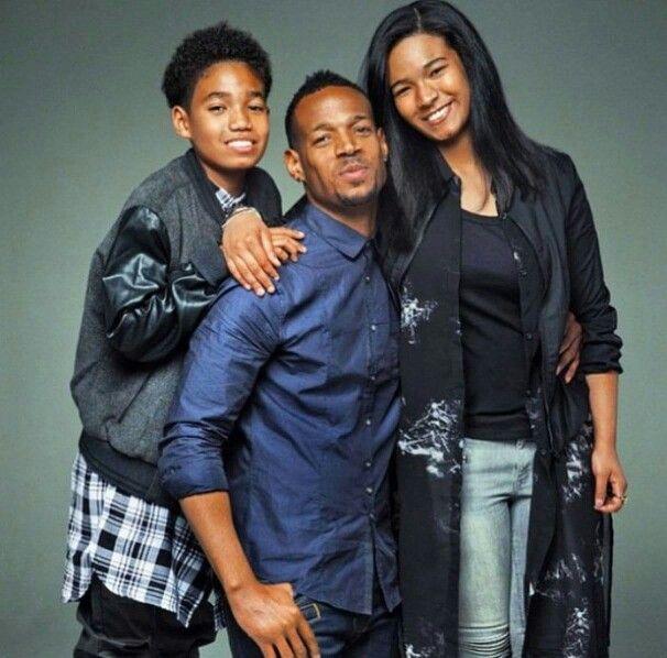Marlon Wayans Wife And Kids | www.pixshark.com - Images ...