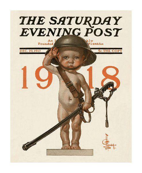 "WWI covered live on Twitter: ""Saturday Evening Post Dec 29 1917 https://t.co/mUQAjdUwV9 https://t.co/iMA9fM3Tia"""
