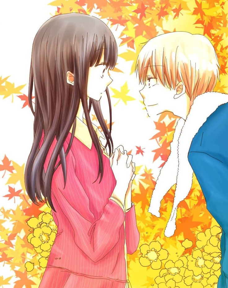 Kujou & Yanagi | Last Game #manga << Easily my top OTP out of all my OTPs. They're just soooo adorable!!!!!! >////<