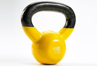 Oh Oregon, you give me the blues: 7 Slimming Rainy Day Workouts // Kettlebell c Mitch Mandel
