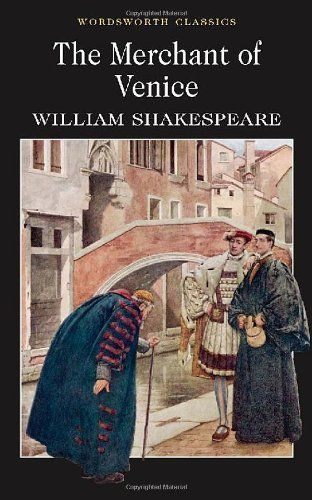 book merchant of venice by william shakespeare