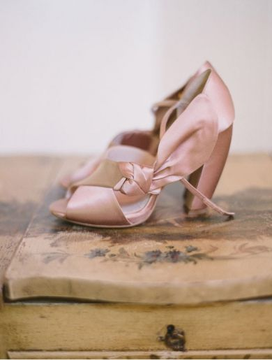 свадебные туфли #shoes #wedding #bride #pink