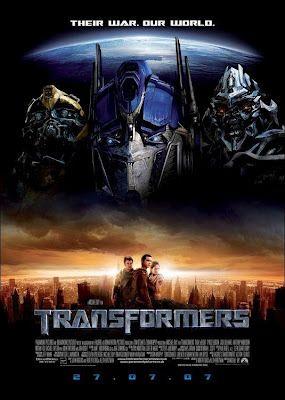 Transformers 1 - online 2007
