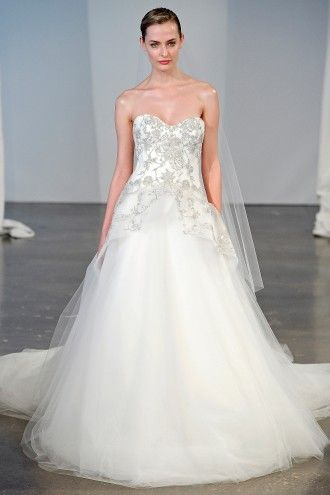 Swan Princess Inspired Wedding Gown