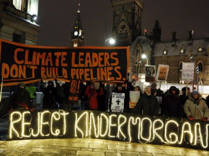Guess Who Just Approved a Pipeline to Transport Canadian Oilsands Crude?
