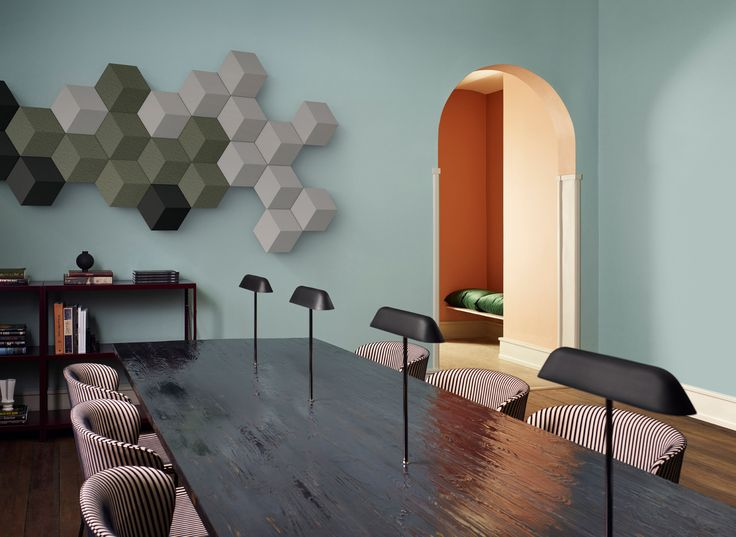 Bang Olufsen Has Launched A Customisable Sound System Made Of Hexagonal Tiles That Can Be