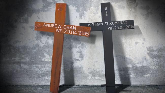 RIP Andrew Chan & Myuran Sukumaran who were cruelly executed tonight. #Bali9 #IStandForMercy