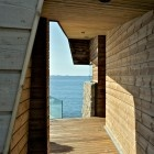 Summer House Vestfold 2 by JVA: Architects, Houses Replacements, Rocks Houses, Houses Vestfold, Stones Houses, Older Building, Wood Slats, Summer Houses, The Sea