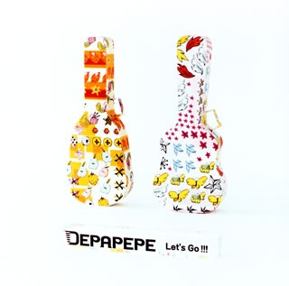 Really want their album ( DEPAPEPE - LET'S GO )