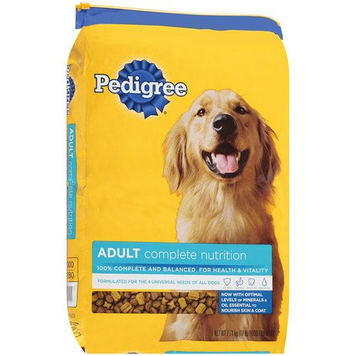 The popular dog food brand Pedigree has issued a voluntary recall of 22 bags of dry dog food due to the possibility of metal fragments in the bag. The recall only affects the bags of Pedigree Adult Complete Nutrition dry dog food that were distributed by Dollar General stores located in Tennessee, Arkansas, Louisiana, and Mississippi.