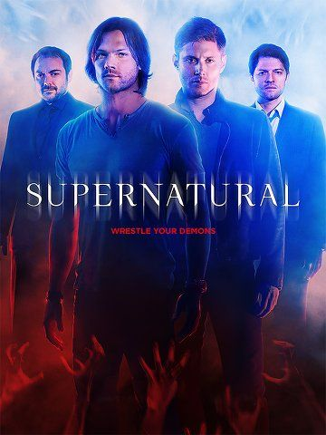 Supernatural - Saison  10 affiche