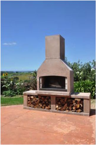 15 best Outdoor Fireplace images on Pinterest | Outdoor fireplaces ...